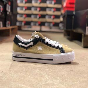 Converse X MadeMe On Star Womens Platform Shoe 6.5